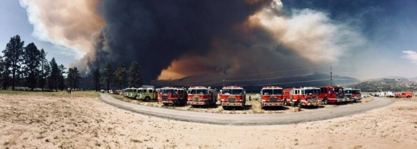 Midpeninsula fire agencies battling state wildfires | News