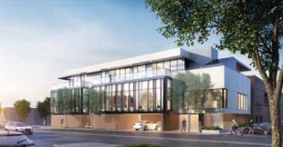 Planning Commission OKs designs for building next to